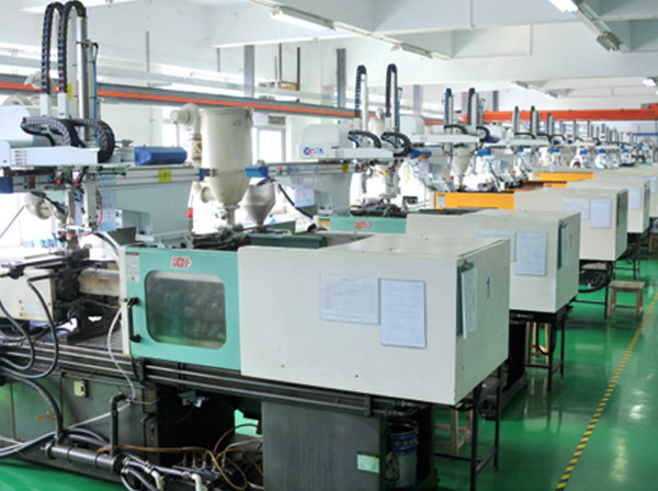 2K Plastic Mold Manufacturing
