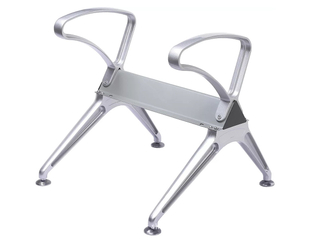 Aluminum die casting furniture chair part