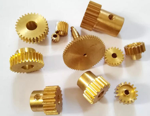 CNC turning part
